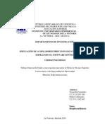PROYECTO - SIMULACIÓN DE ACOPLADORES DIRECCIONALES CON MICROCINTA EMPLEANDO EL SOFTWARE SONNET.
