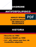 Sind. Antifosfolipido