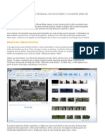 Conheça a nova versão do Windows Live Movie Maker