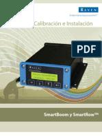 SmartBoom y SmartRow Manual de Calibración y Instalación - Manual - Spanish