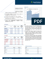 Derivatives Report 14 JUNE 2012