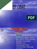 RESEP OBAT 7
