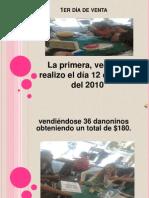 Proyecto Arbolito evidencias