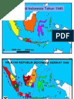 Peta Perkembangan Wilayah Indonesia