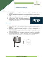 Lámpara de Cuarzo 300W 120V