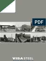 VISA Steel Annual Report 2010 11