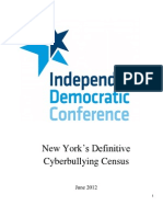 IDC Cyberbullying Final Report