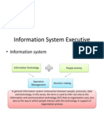 About Executive Information System