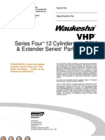 Waukesha 12 Cyl Extender Parts (Complete)
