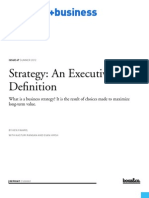 Cs00002 Strategy Executive Decision