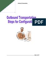 Transportation-Steps for Customization-SAP LES