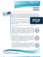 Precast Wonderware SI Program Guide_rev2