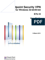 Cp e75.10 Eps VPN User Guide