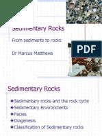 07.03 Sedimentary Rocks