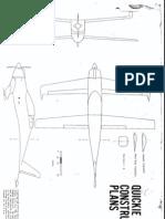 [Aviation] Ultralight 1. Aircraft Quickie Construction Plans