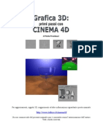 Manuale Cinema 4d