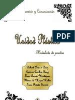 Unidad Plástica - Modelado de Pastas - EyC