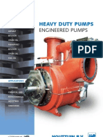 Heavey Duty Pumps