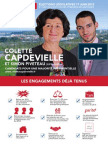 Profession de foi second tour -  Colette Capdevielle