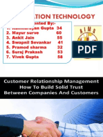 CRM - Information Technology