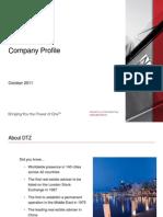 DTZ Echinox Company