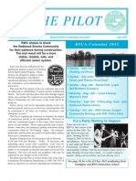 The Pilot -- June 2012 Issue
