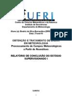 Relatrio Final Est Supervisionado1 Beatriz Bernardino