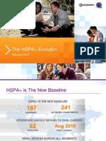 Qualcomm HSPA+ Evolution