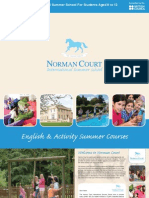 Norman Court Brochure
