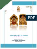 Karthi Booklet