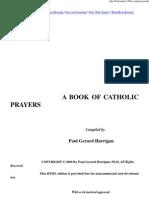 A Book of Catholic Prayers