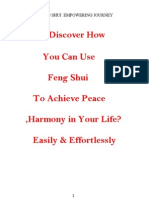 Feng Shui Good and Bad Directions