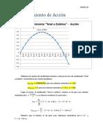 Curvas rendimiento reacción accion curtis
