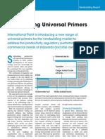 Newbuilding Universal Primers Whitepaper
