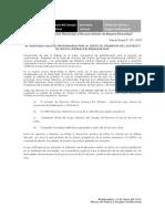Suspenden huelga indefinida de La JUDRA en Andahuaylas
