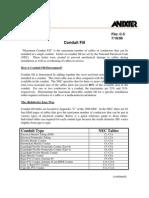 Conduit Fill C-5_12