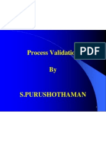 Process Validation Presentation