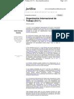 Enciclopedia de la Organización Internacional del Trabajo (OIT)