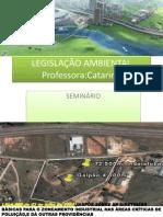 LEGISLAÇÃO AMBIENTAL trab.lei 6.803 80