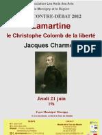 Lamartine Par J. Charmont 21 Juin 2012