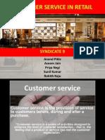 Customer Service_SYNDICATE 9