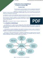 UML-Informatisation d'une médiathèque