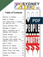 OccupySydneyZine 2012 06 15 I9V1 eBook (Small)