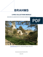 Brahms Living Collections