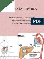 clase 12 Fisiología Hepática