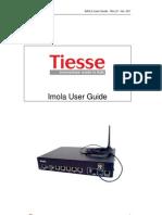 IMOLA User Guide - Rev.21 Ver. 001