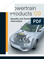 Pow Powertrain Products PDF En