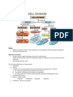 51531986 biology form 4 chapter 5 Biology form 4 chapter 5 cell division - download as word doc (doc / docx), pdf file (pdf), text file (txt) or read online.