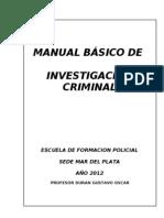 Investigacion Criminal