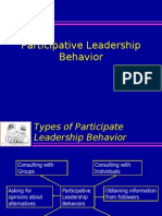 Participative Leadership